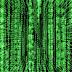 تأثير مصفوفة Matrix باستخدام المفكرة