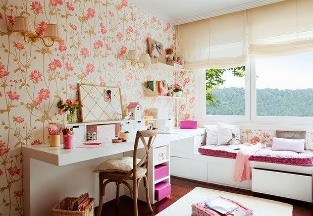 Decoraci n con estilo vintage decoraci n del hogar for Recamaras estilo vintage