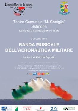 """CAMERATA MUSICALE SULMONESE - 66° STAGIONE AL TEATRO COMUNALE """"M.CANIGLIA"""""""
