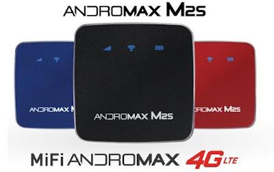Harga Andromax Mifi M2S 4G LTE Terbaru 2015