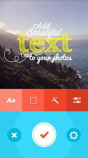 Apk Edit Foto pake kata
