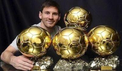 Fakta Unik Lionel Messi