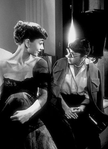 Secrets, romance and sizes: The life and thoughts of Edith Head