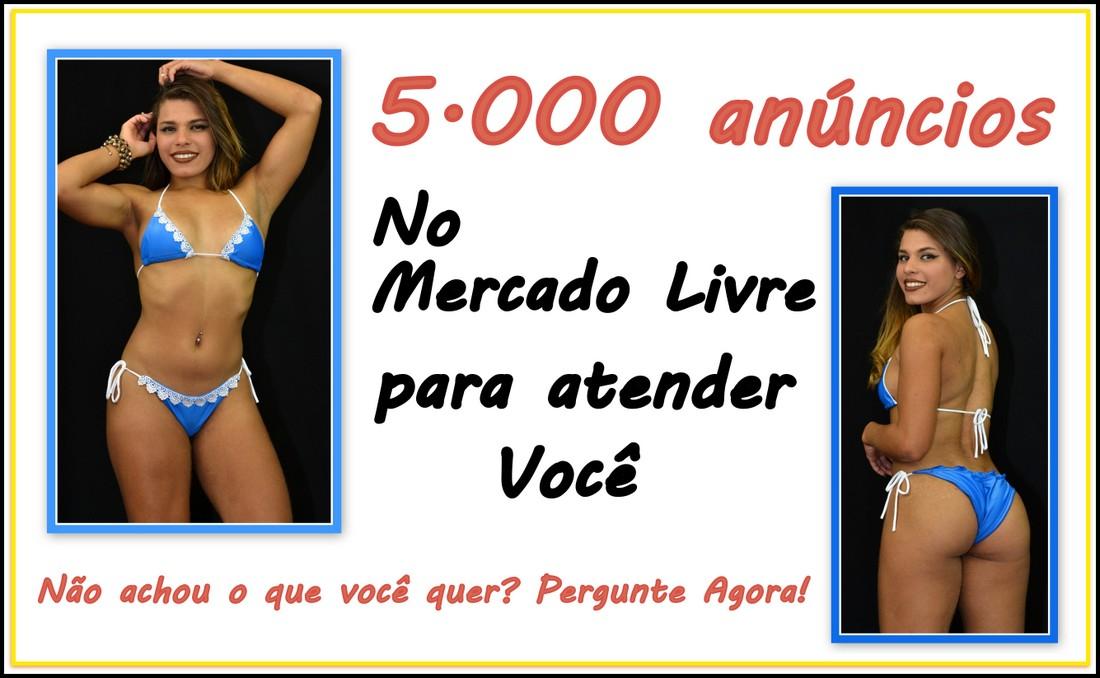 CLIQUE AQUI PARA VER MAIS DE 5000 ANUNCIOS DE BIQUINIS NO MERCADO LIVRE