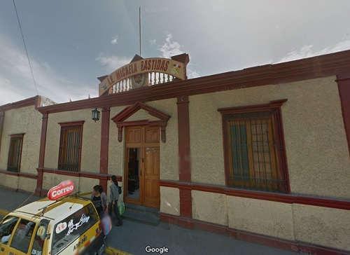 CEBA MICAELA BASTIDAS - Arequipa