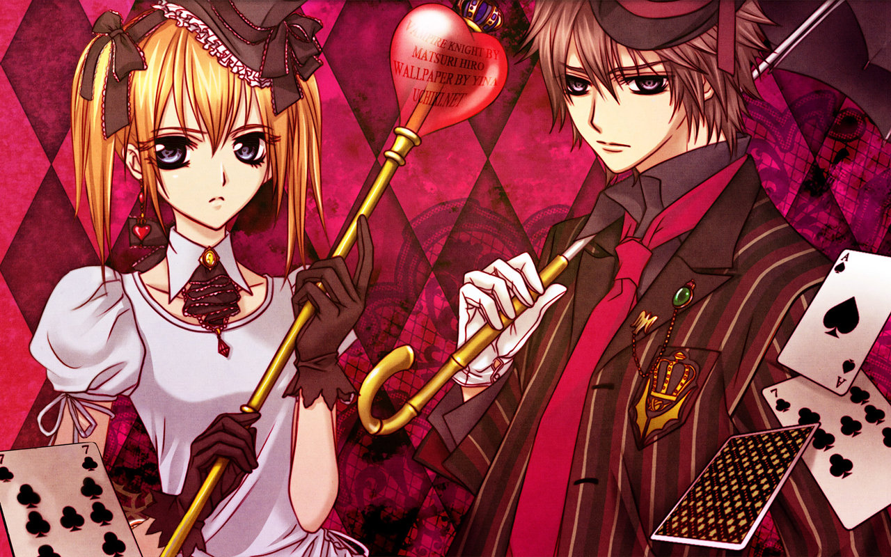 Wallpapers    Vampire KnightVampire Knight Wallpapers