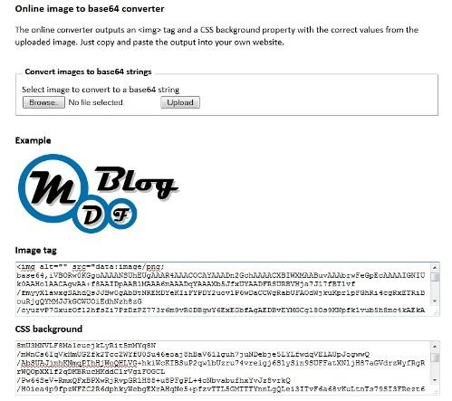 Cara Mengubah File Gambar Menjadi Base64 String