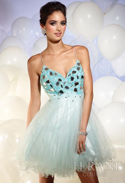 Vestidos cortos de fiesta terani 2012 25 - Gen� K�z Abiye Modelleri