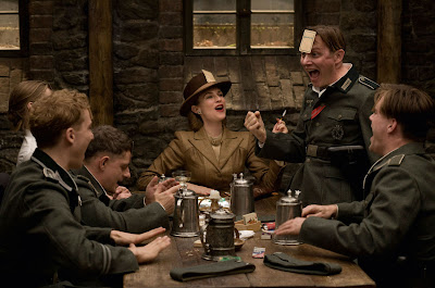 Inglorious Basterds tavern scene