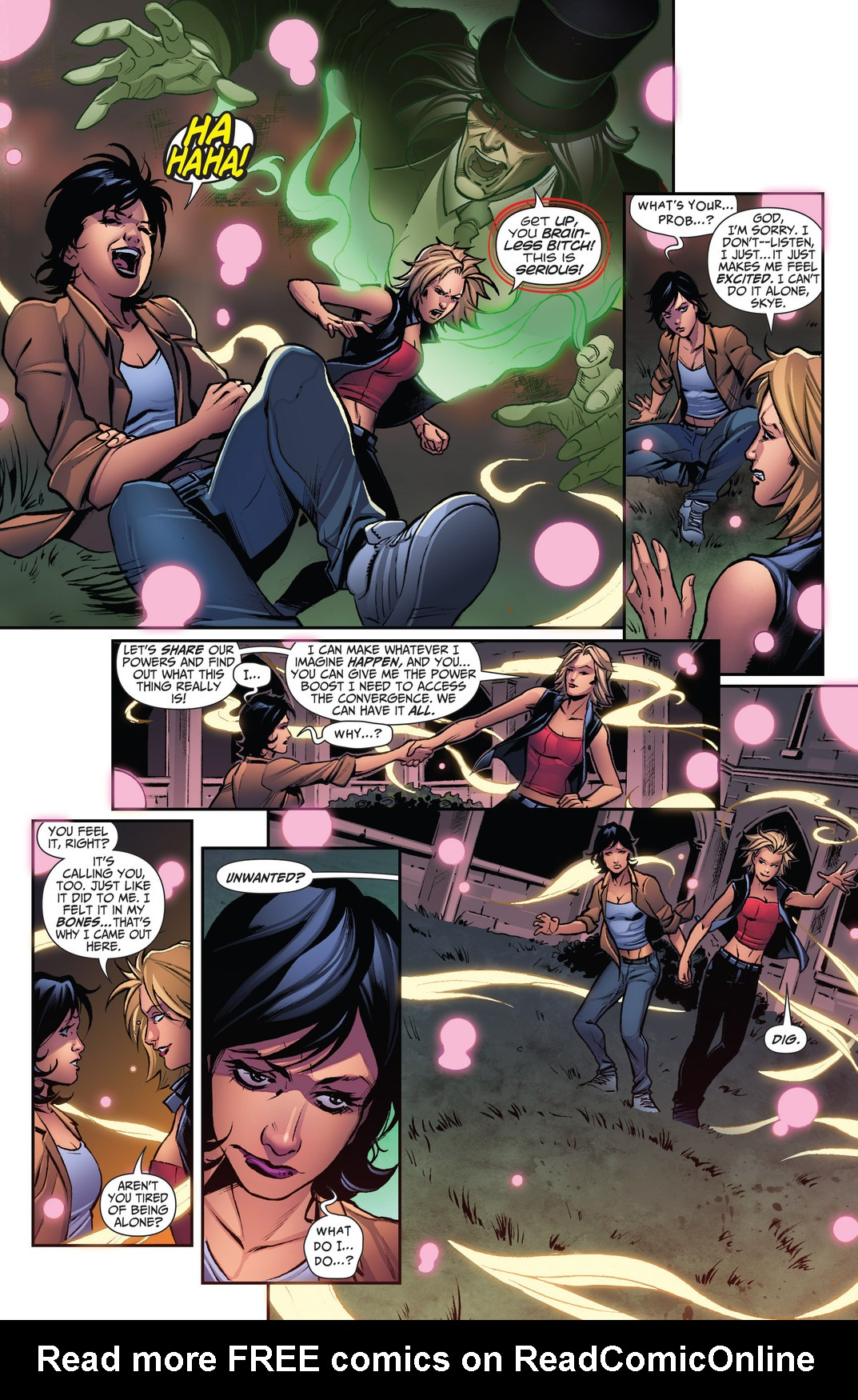 Grimm Fairy Tales (2005) Issue #110 #113 - English 6