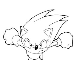 Cosmo Sonic X Coloring Pages