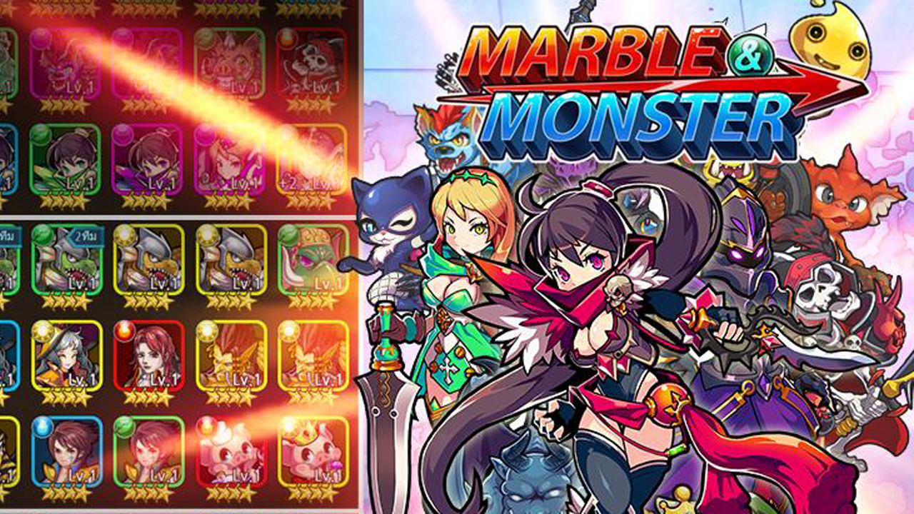 Marble Monster Mobile Gameplay IOS / Android