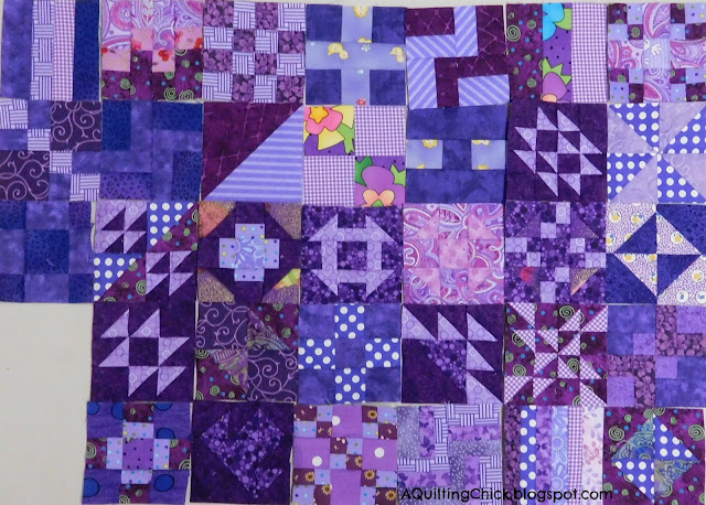 365 Block Challenge 2016 - January Blocks