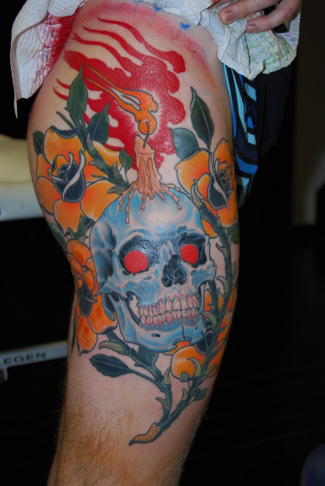 Photos From Nina Tattooes Tattoo Wild Cherry On Myspace
