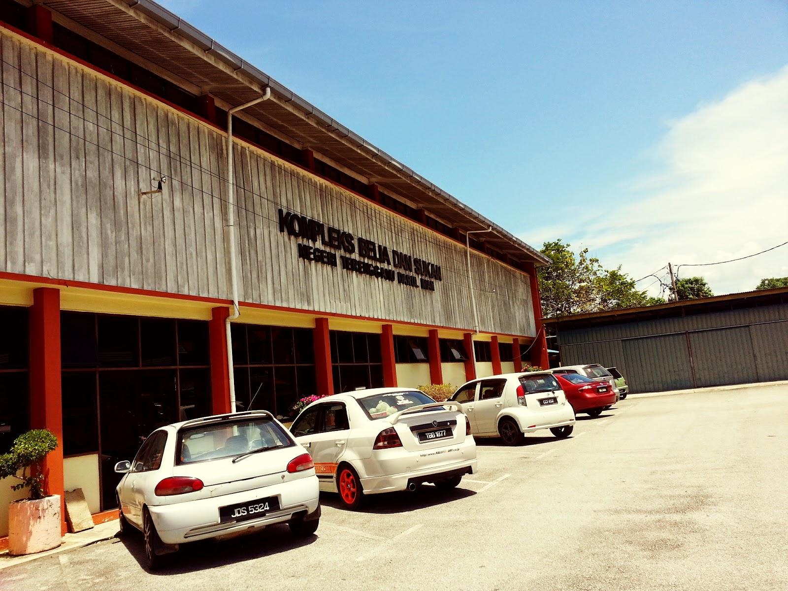 Belia Kuala Terengganu Belia Dan Sukan Terengganu