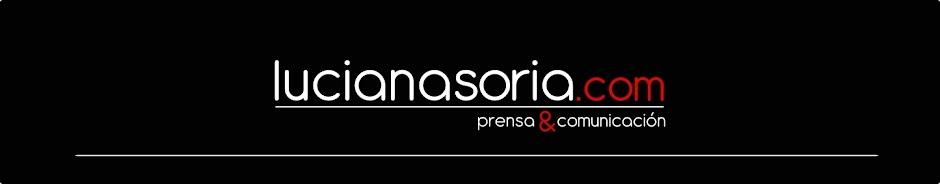 Luciana Soria || Prensa & Comunicación