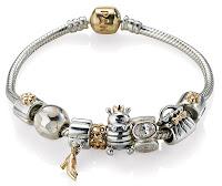 Pandora Bracelet And Charms2