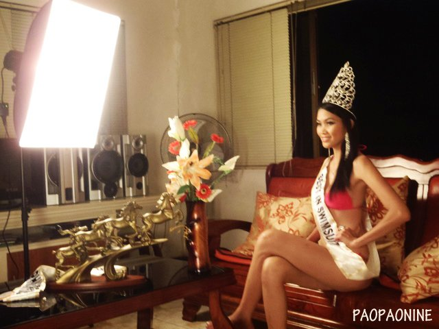 Ngoc Trinh criticised for lack of model behaviour,Vietnamese model,wallpaper Vietnamese model,bikini hot sexy Vietnamese model,miss universe 2011,class=cosplayers