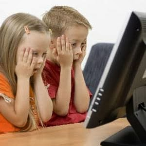 Today's Children and the Dangers of the Internet