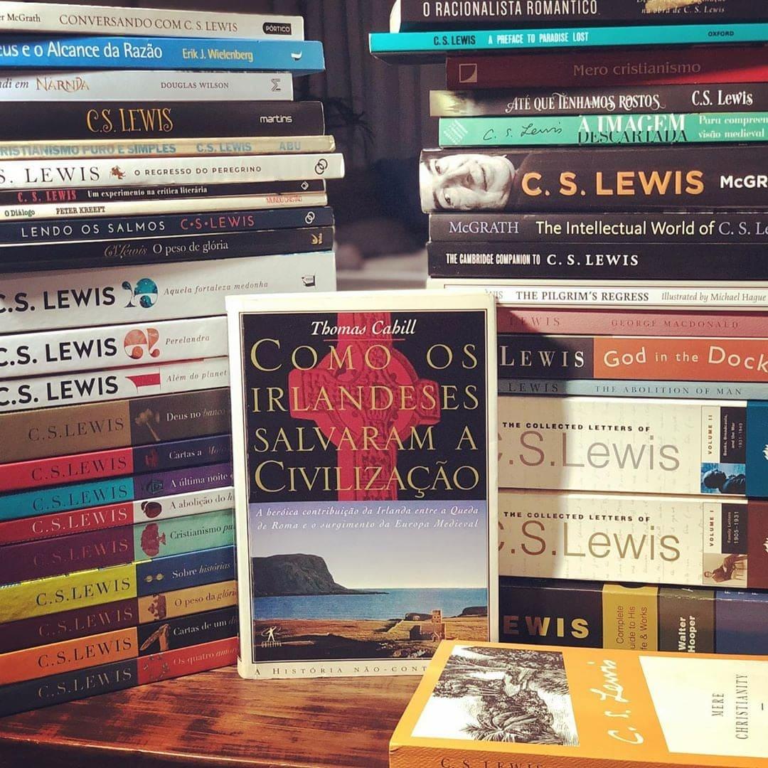 LIVROS DE C. S. LEWIS