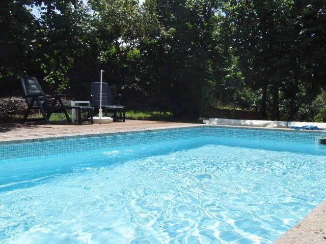 Gite avec piscine l 39 oustal de saint ju ry aveyron le gite for Gite piscine aveyron