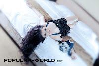 hot Riri Angelina Model Majalah Popular, Mei 2012 (Part 1)