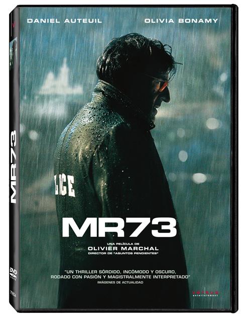 MR-73 sale en DVD