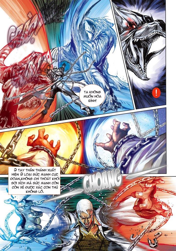 Thần Binh 4 chap 20 - Trang 21