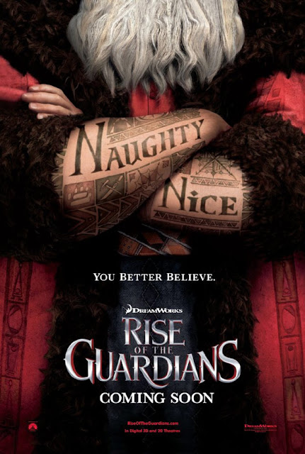 Rise of the Guardians 2012 di Bioskop
