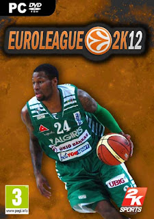 Euroleague 2K12 Cover