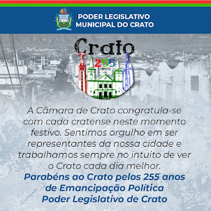 CÂMARA DO CRATO