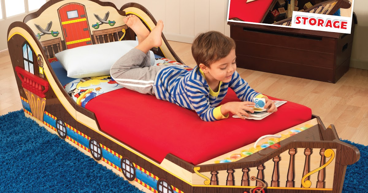 KidKraft Toys Amp Furniture In Stores Pirate Toddler Bed