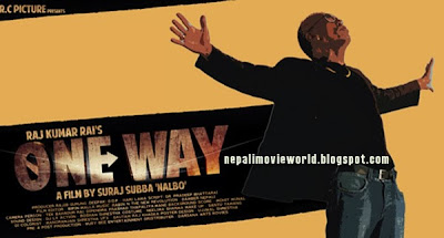 One Way Nepali Movie Poster