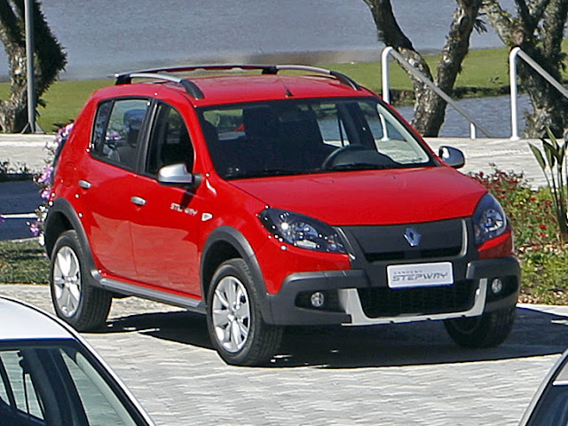 Renault Sandero 2013 StepWay