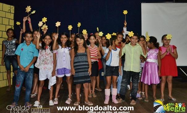 A prefeitura realizou uma vasta programação em prol do Dia Nacional de Combate ao Abuso e à Exploração Sexual de Crianças e Adolescentes