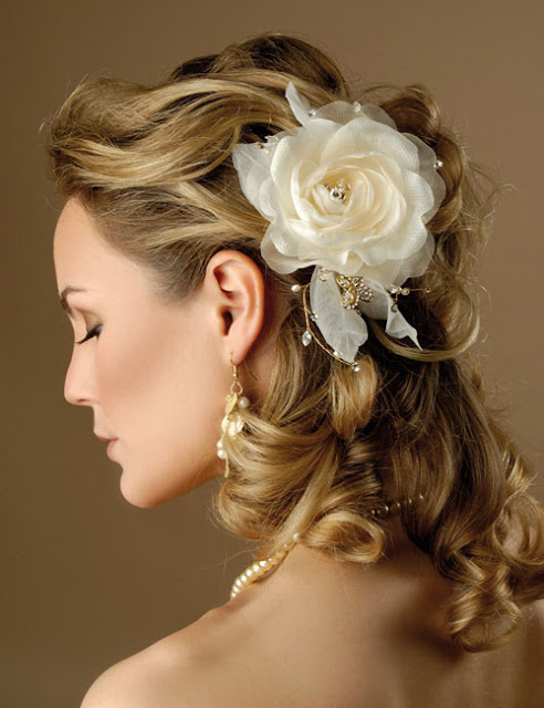Bridesmaid hairstyles 2013