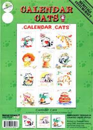 Kalendarz kotkowy Margaret Sherry