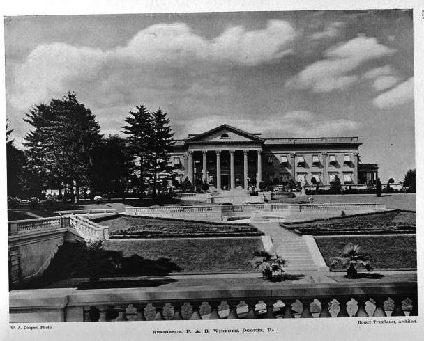 Beyond The Gilded Age 39 Lynnewood Hall 39