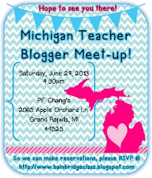 Michigan Blogger Meet-Up!