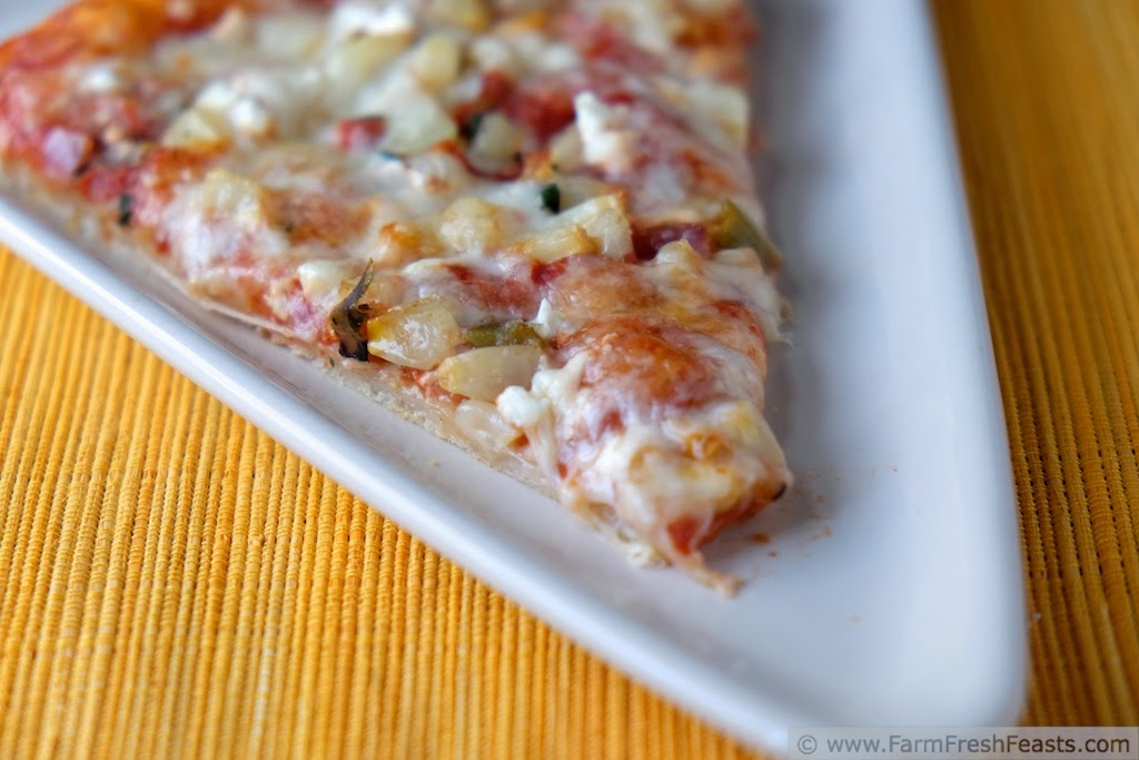 Fresh Corn, Hatch Chile & Feta Pizza   Farm Fresh Feasts
