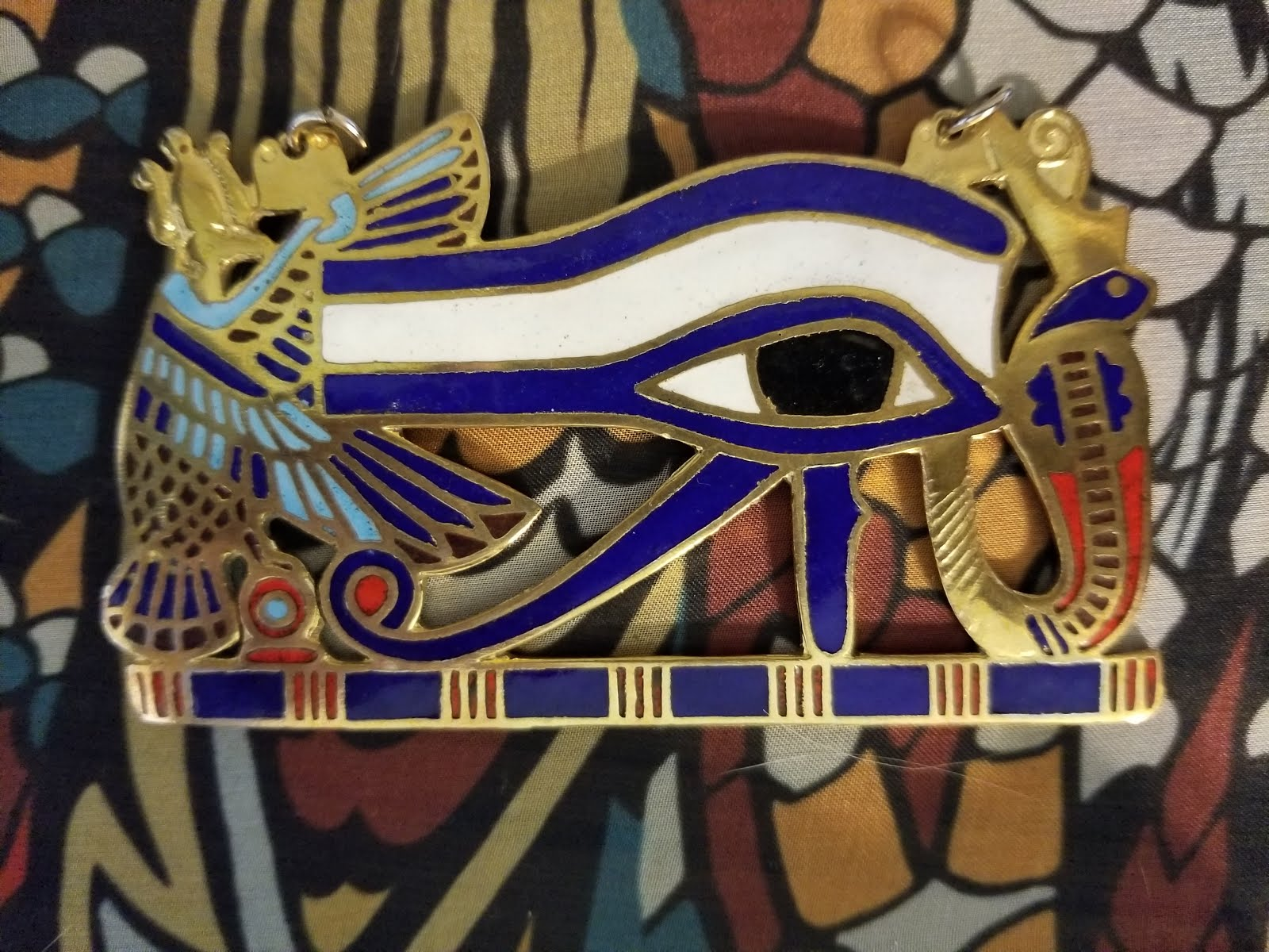 Nekhbet, Eye of Ra, and Wadjet