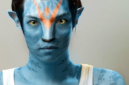 Cina – Film Avatar dalam format 2D