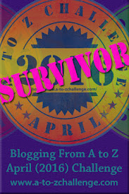 Survivor A to Z April Challenge 2016