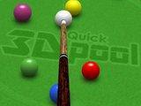 3D Quick Pool Jogo de Sinuca 3D