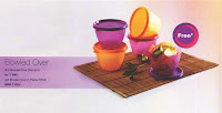 Tupperware Bowled over 4+1