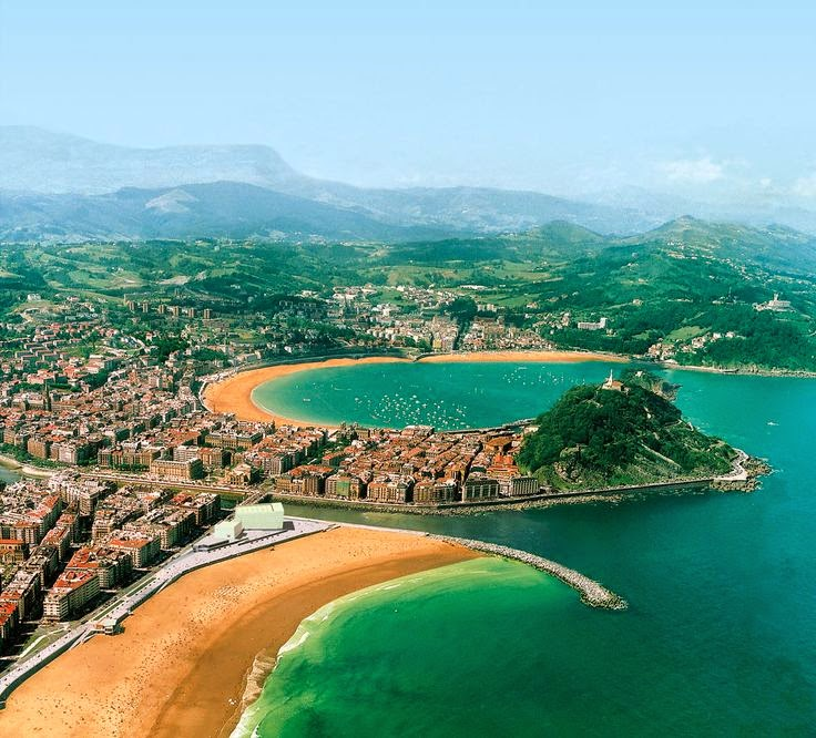 San Sebastian Spain  City new picture : San Sebastian , Spain: