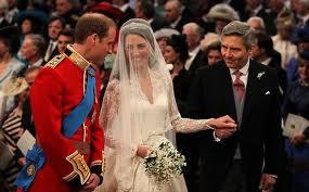 Foto de la Boda del Principe Guillermo y Kate Middleton