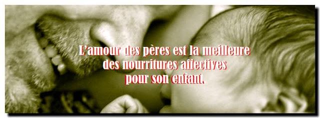 Message d'amour je t'aime papa