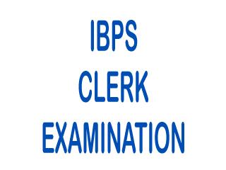 IBPS Clerk CWE III Results