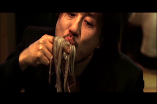 live octopus, eating seafood, oldboy dinner, koreans are gross